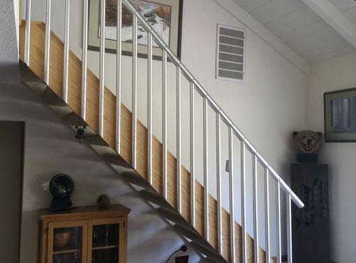 Best Custom Made Aluminum Handrail Aluminum Handrail Stair Remodel Handrail 400 x 300