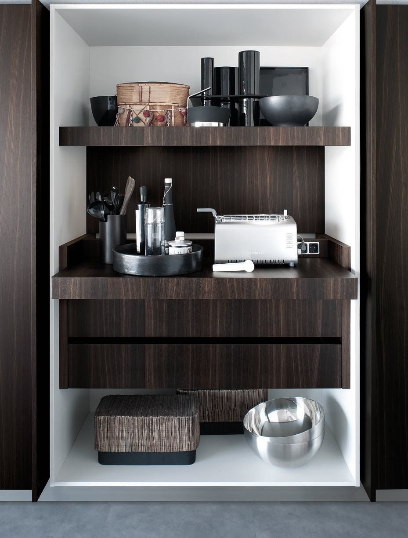 Poliform Varenna Kyton Kitchen By CRS