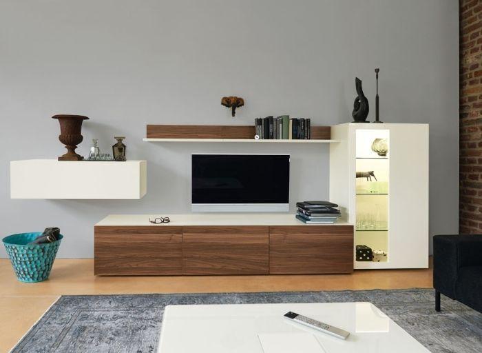 Meuble Tv Design 20 Meubles Bas Pour Moderniser Le Salon Meuble Tv Design Meuble Bas Mobilier De Salon