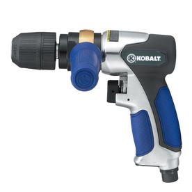 Shop Kobalt 3 8 In Reversible Drill At Lowes Com Drill Lowes Home Improvements Drill Chucks