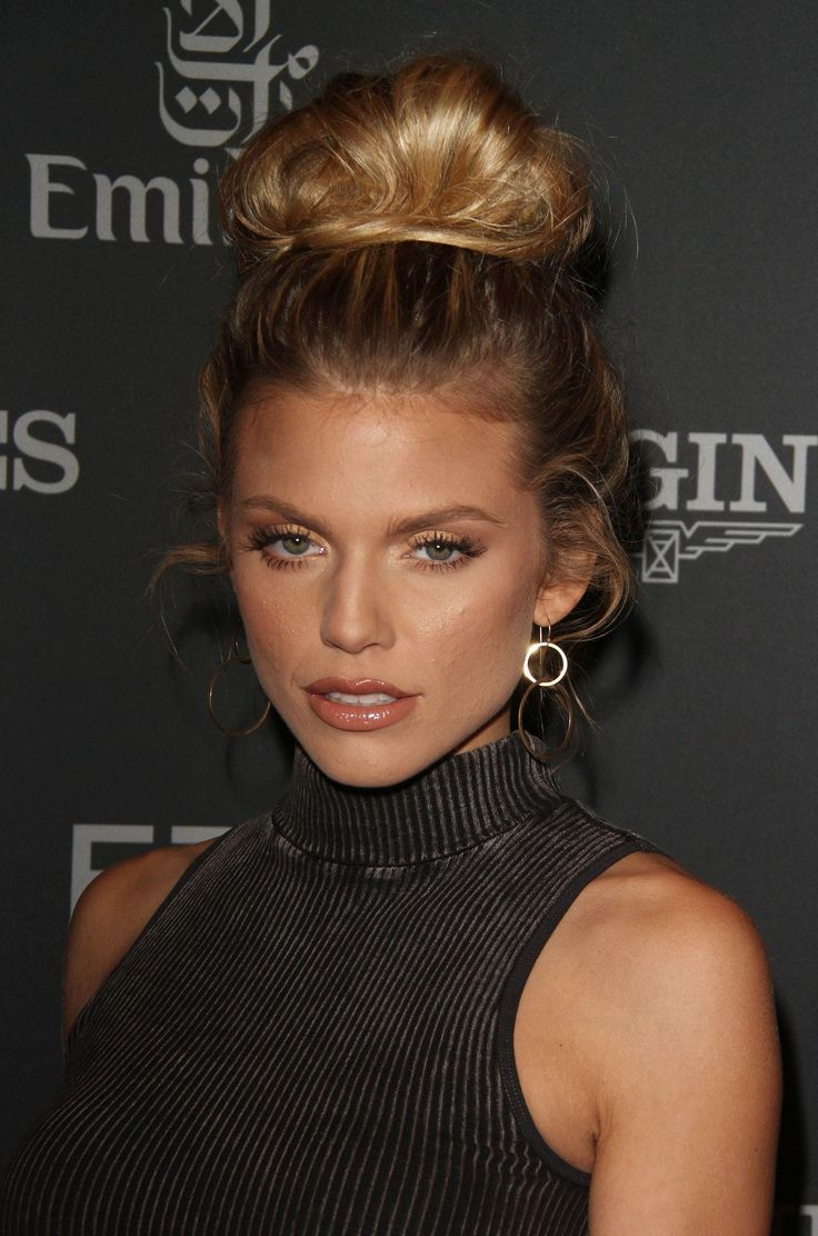 AnnaLynne McCord Longines Masters of Los Angeles at the