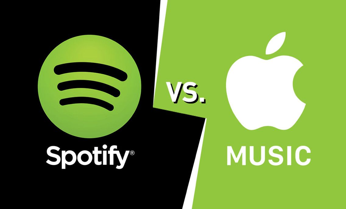 Apple music or spotify spotify spotify playlist