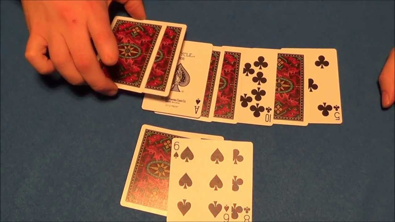 learn an easy card trick and win a deck of cards  easy