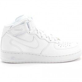 Air Force 1 Mid Men?s (White)