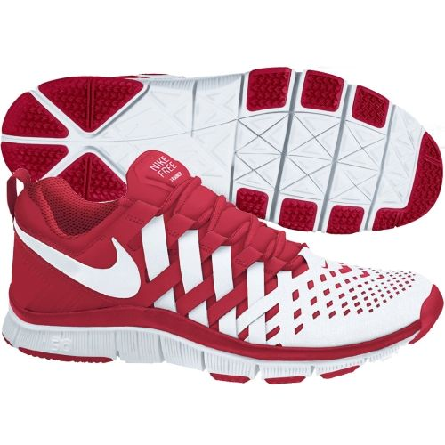 Nike Free Trainer 5 0 Red White Free Running Shoes Nike Free Men Nike Free Trainer