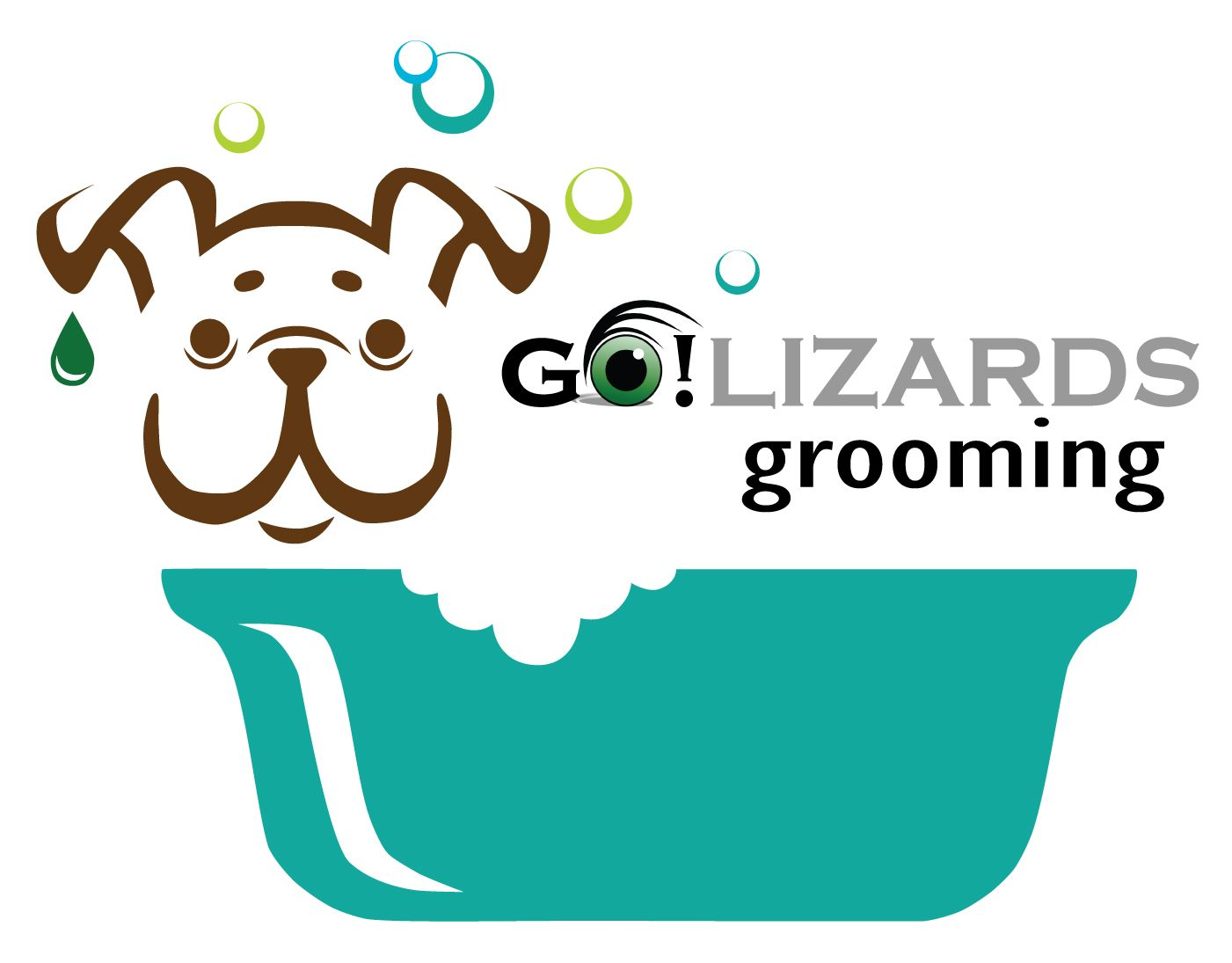 Dog Grooming Logo For The Most Recommended Local Dog Grooming