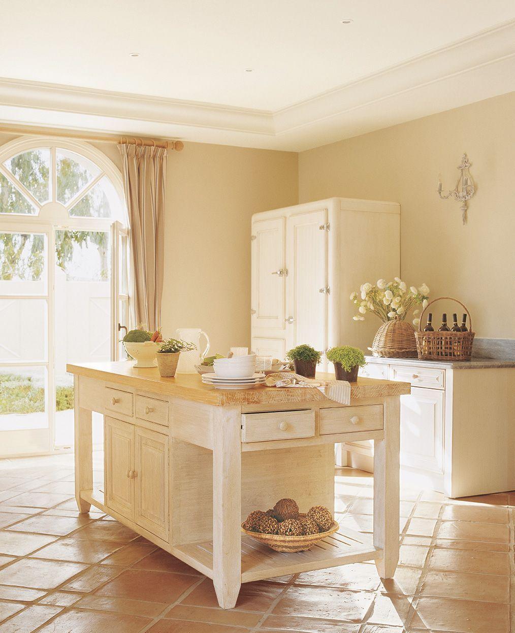 00161231 Mueble De Madera En Blanco Con Encimera De Madera Sirve  # Ruffino Muebles & Deco San Telmo