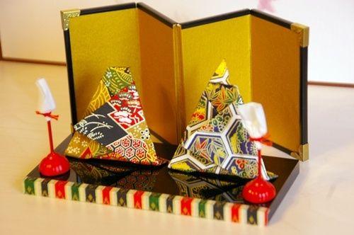 クリスマス 折り紙 : ひな祭り 折り紙 : pinterest.com