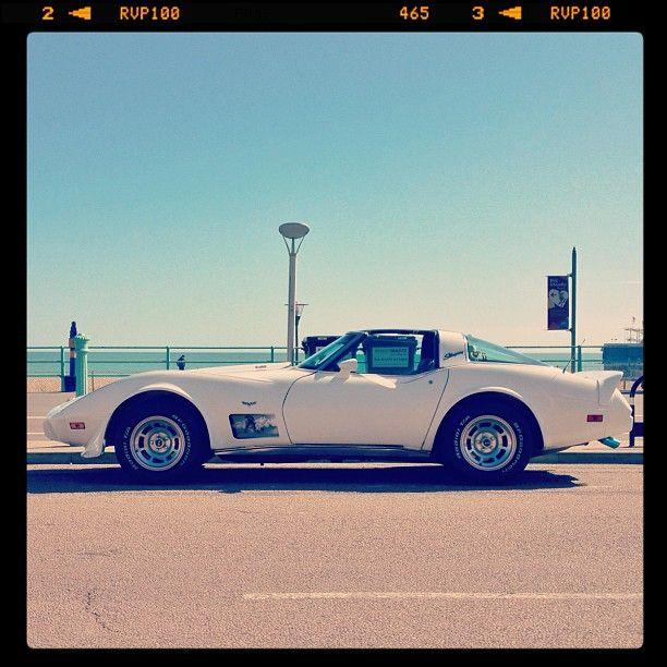 Chevrolet Corvette 1978. Sweet!