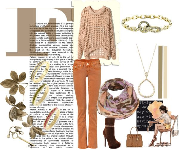 Bella Shaye Jewelry Shades Of Fall By Bellashayejewelry On Polyvore