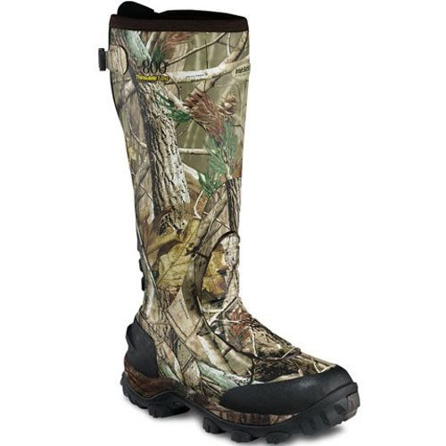 4872 irish setter men s rutmaster rubber boots realtree on uninsulated camo overalls for men id=30896