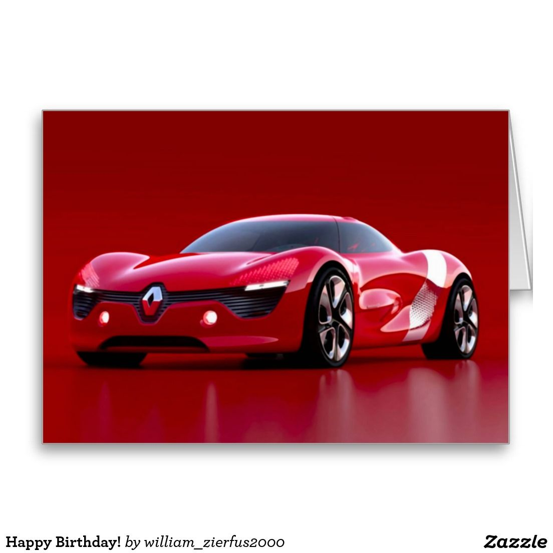 Happy Birthday! Card | Zazzle.com