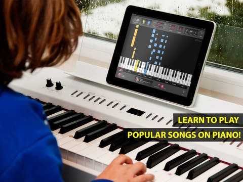 OnlinePianist - Learn How To Play Popular Songs On Piano (Virtual Keyboard Tutorial Lessons) screenshot