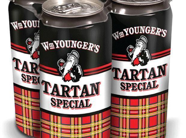 Younger's Tartan Special is a Scots retro hit | Tartan, Sweet ...