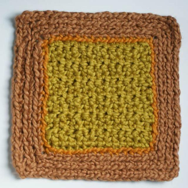 5 Free Crochet Washcloth Patterns   Tejido