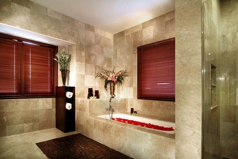 Master Bathroom Decorating Ideas: Small Bathroom Decor Ideas Tricks: Small Master Bathroom
