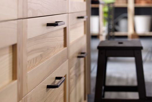 Küchen türen ikea  IKEA Kitchen door handles & knobs | Home Addition - Hornak | Pinterest