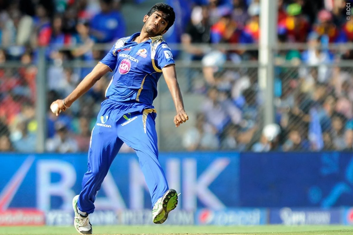 Jasprit Bumrah The Action Maker In 2020 Premier League Teams Mumbai Indians Man Of The Match