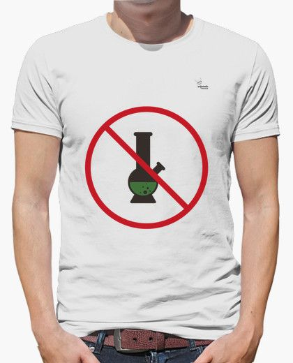 Camiseta No drugs