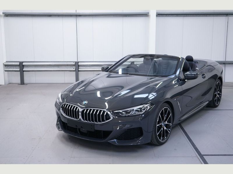 2020 BMW 8 Series Convertible 840i 3.0 2DR in 2020 Super
