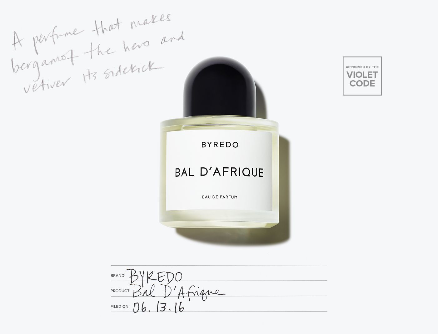 Byredo Bal D Afrique Beauty The Beat Perfume Fragrance