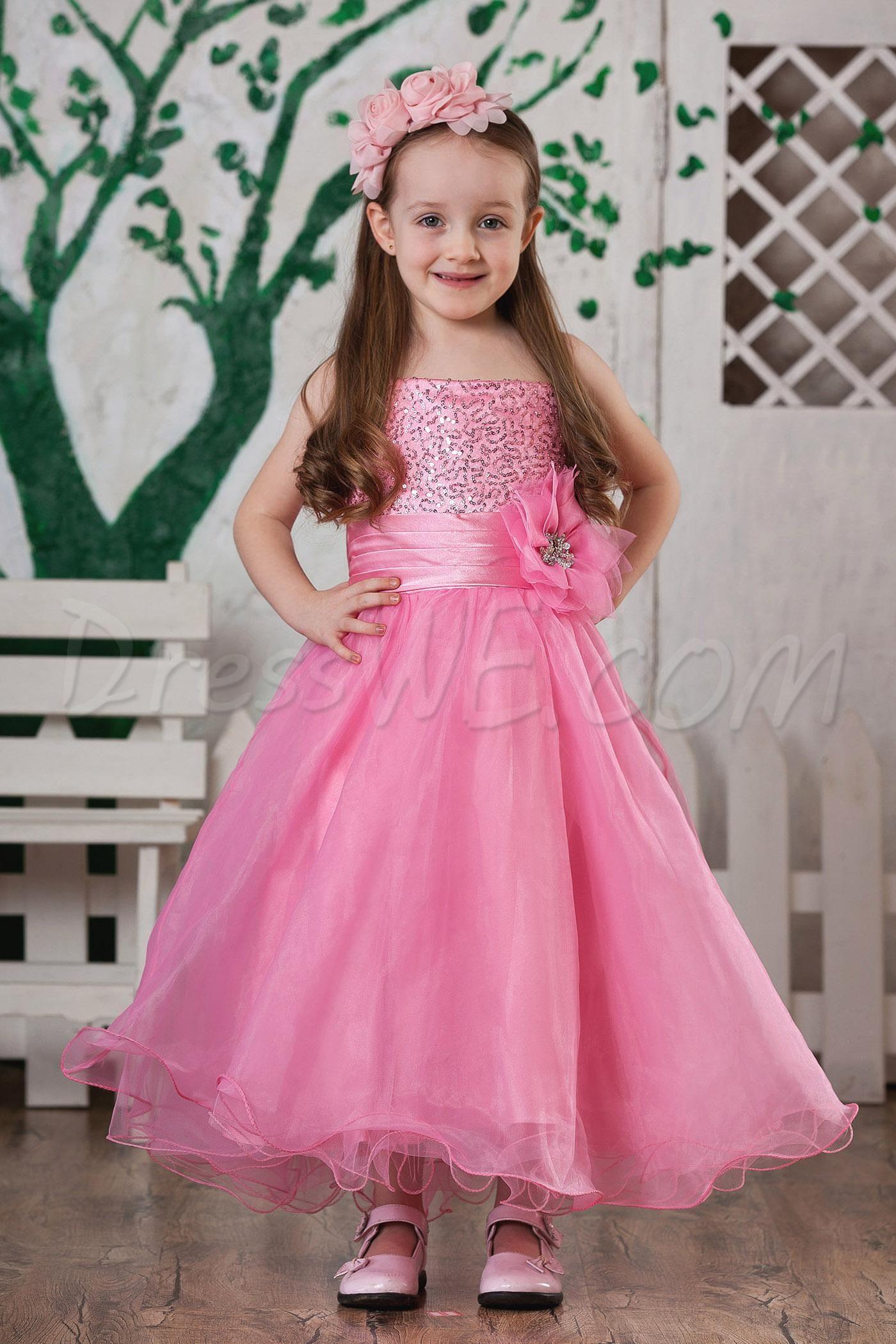 d92465e8ecd2  85.79 Dresswe.com SUPPLIES Amazing Straps Ball Gown Knee-length ...