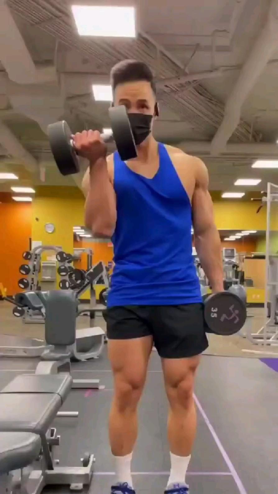 get thicker & bigger biceps