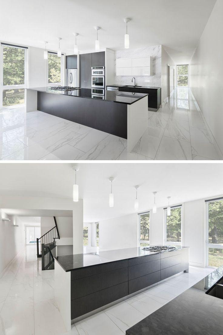 Best Modern Kitchen Design The Dark Cabinetry And Kitchen 400 x 300