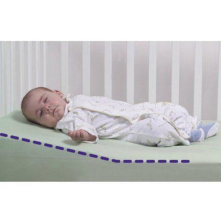Safe Lift Crib Wedge Walmart Com Jess Wedge Cushion