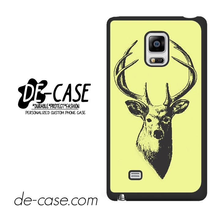 Deer Sketch DEAL-3131 Samsung Phonecase Cover For Samsung Galaxy Note Edge