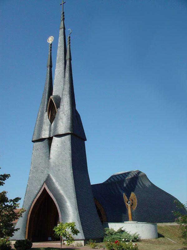 Holy Spirit Church Paks Hungary Catholic Church Church