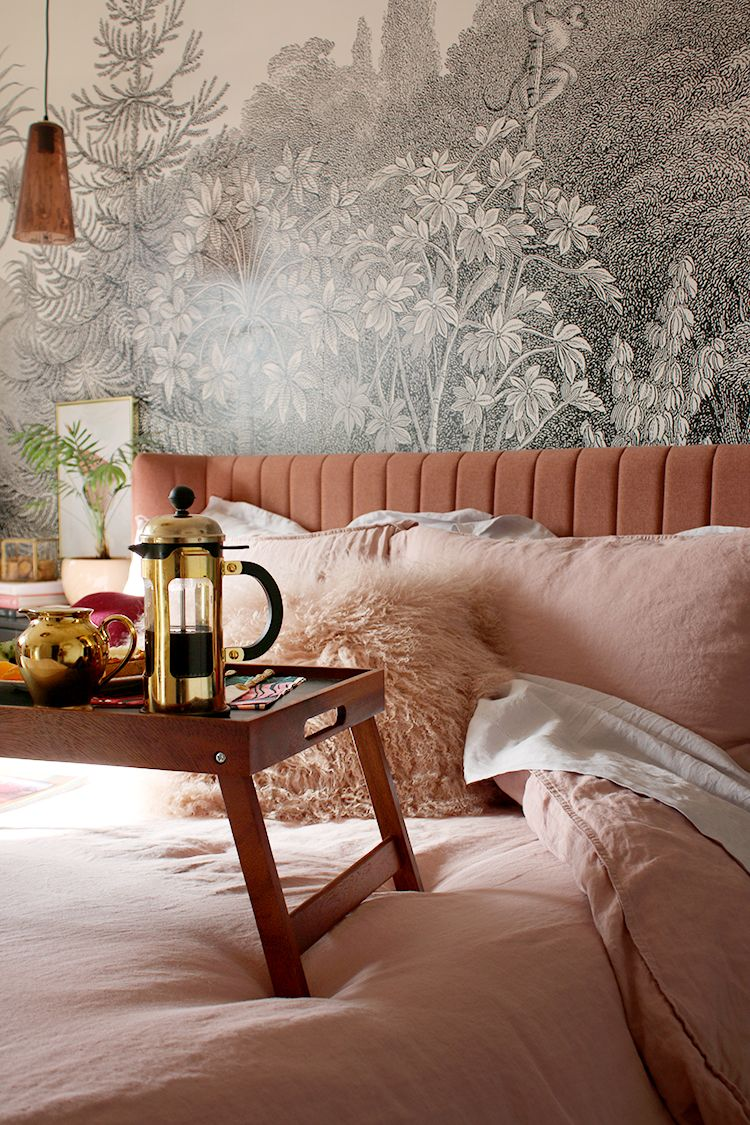 Easy Autumn Bedroom Updates with MADE and CollectPlus