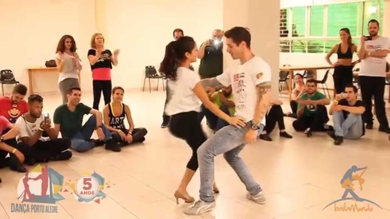 Baila Mundo - Anderson Mendes e Brenda Carvalho (Dança Porto Alegre 2015)