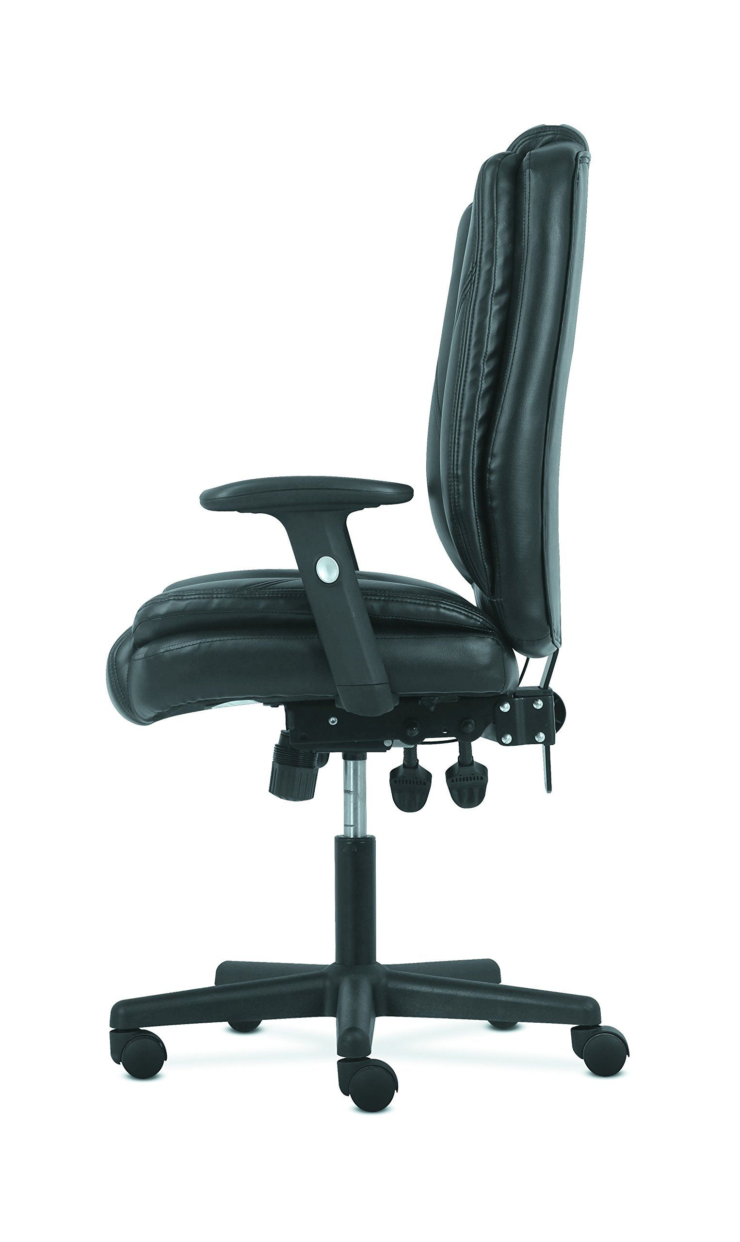 Computer Chair Ergonomically Correct Hon Sadie Highback Leather Office Computer Chair Ergonomic