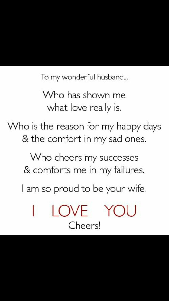 My Husband Love Quotes Quotes Love Sweet Words In Love Quotes Best Love Quotes