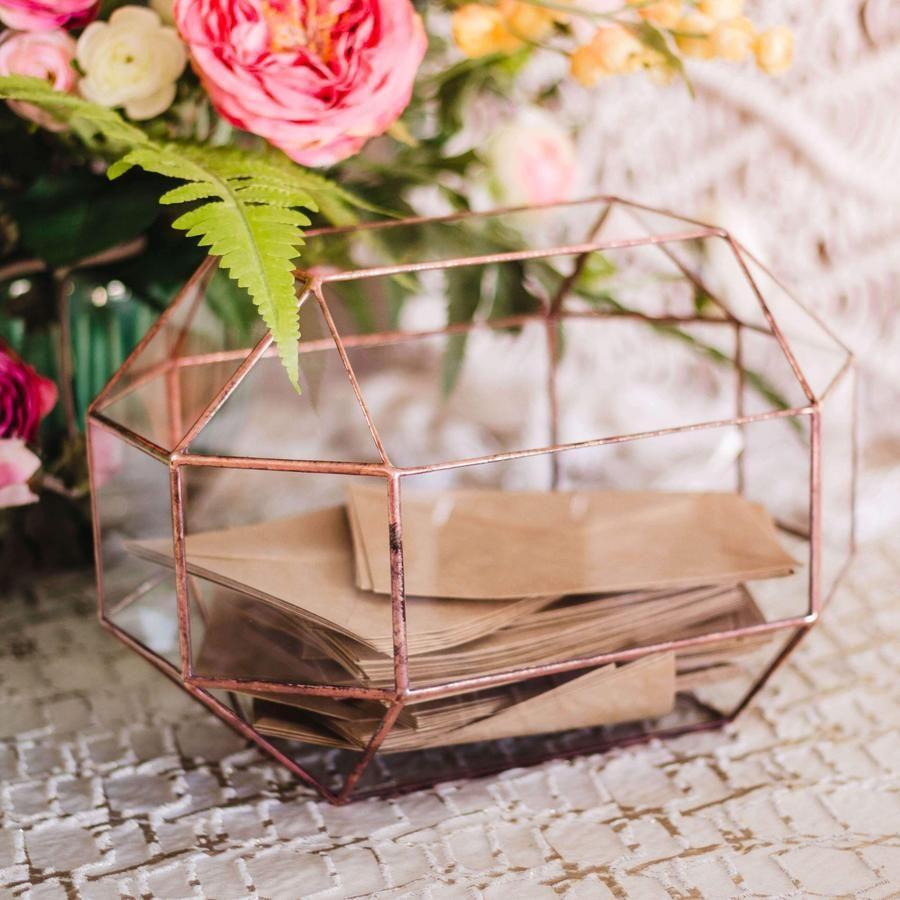 wedding card box alternatively works as a perfect wish