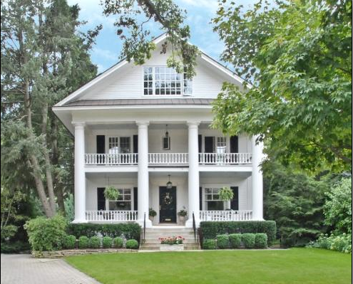 Southern Greek Revival Homes Pinterest Southern