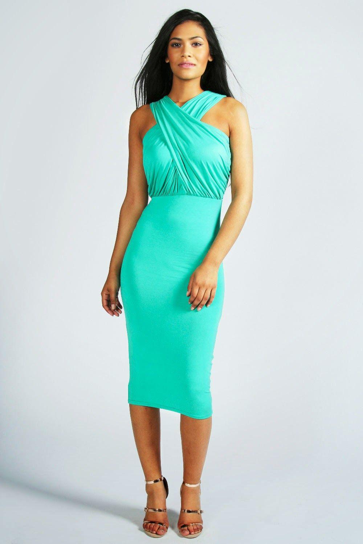 4f554da28 Grandiosos vestidos de fiesta sencillos y elegantes