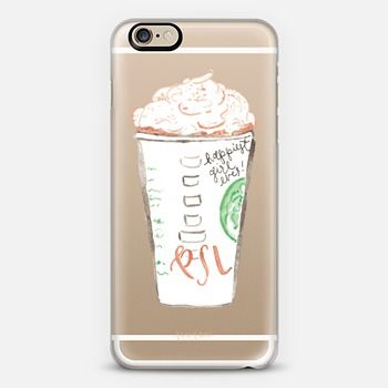 Pumpkin Spice Latte Illustration by Simply Jessica Marie