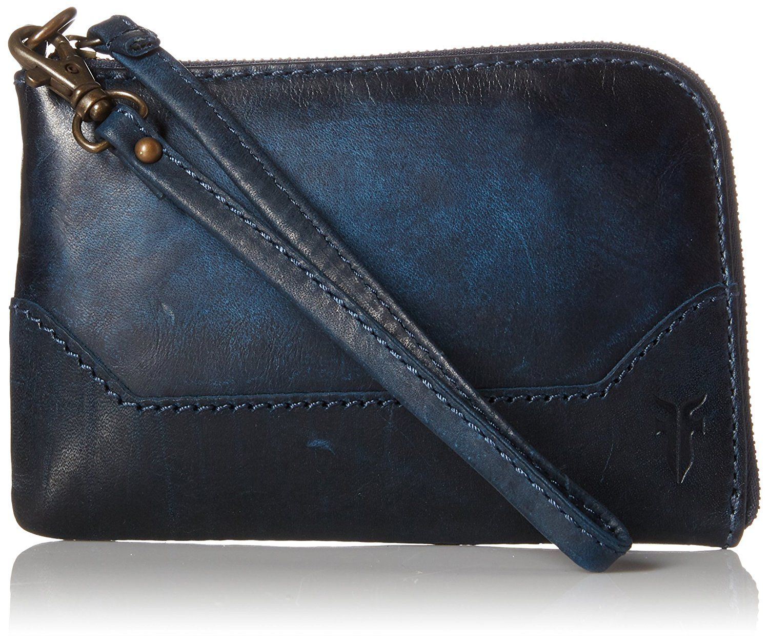 VIDA Leather Statement Clutch - Susan Ringer Fine Art by VIDA