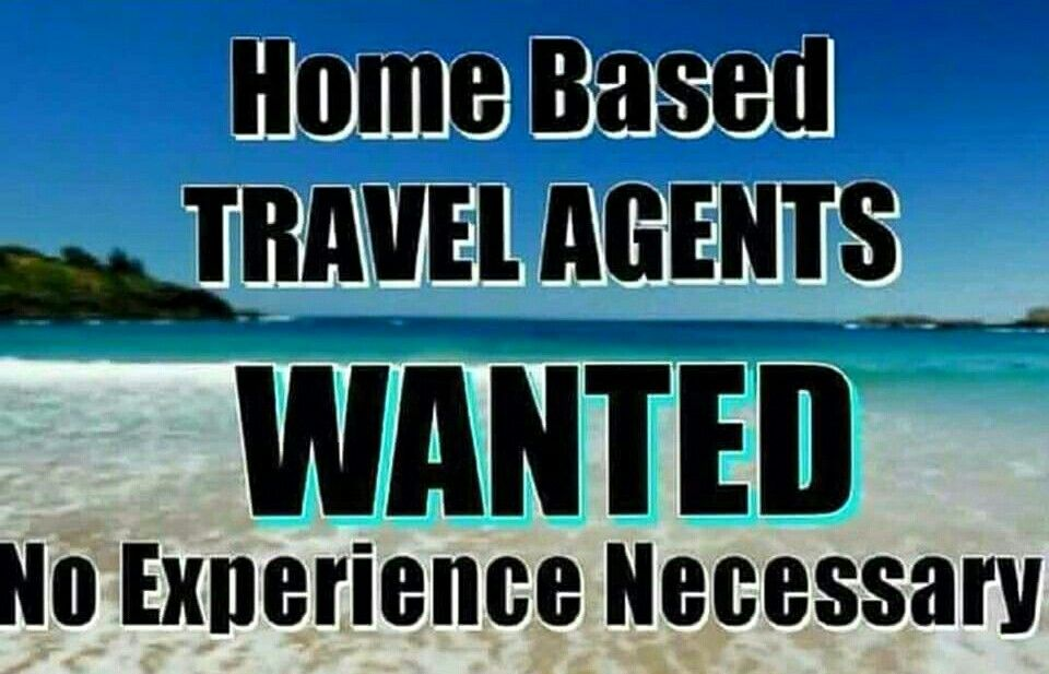 Experience life as a travel agent. I love what I do, and