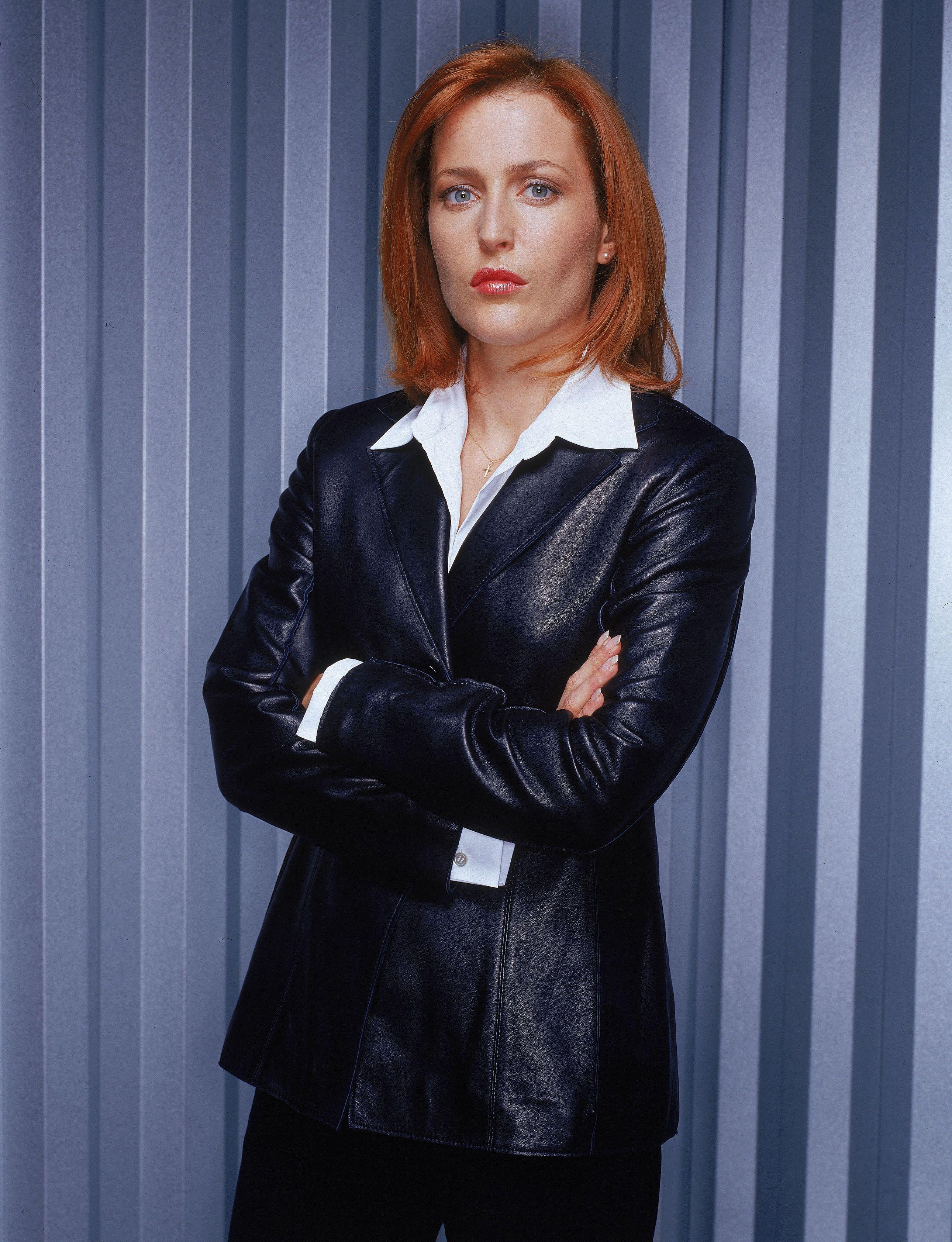 The X-Files Gillian Anderson