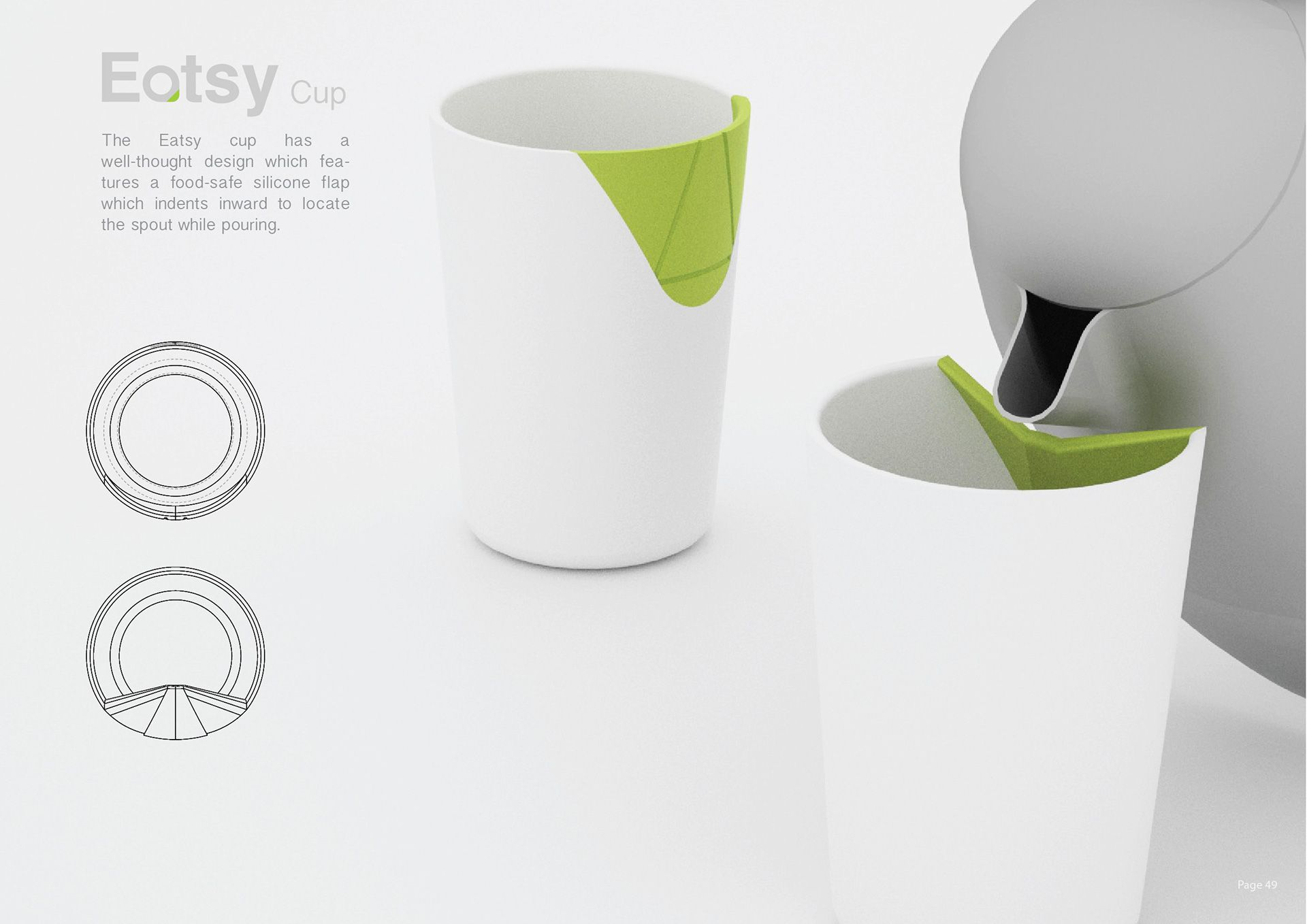 Industrial Design Tableware For Visually Impaired People Tableware Design Design Inclusive Design
