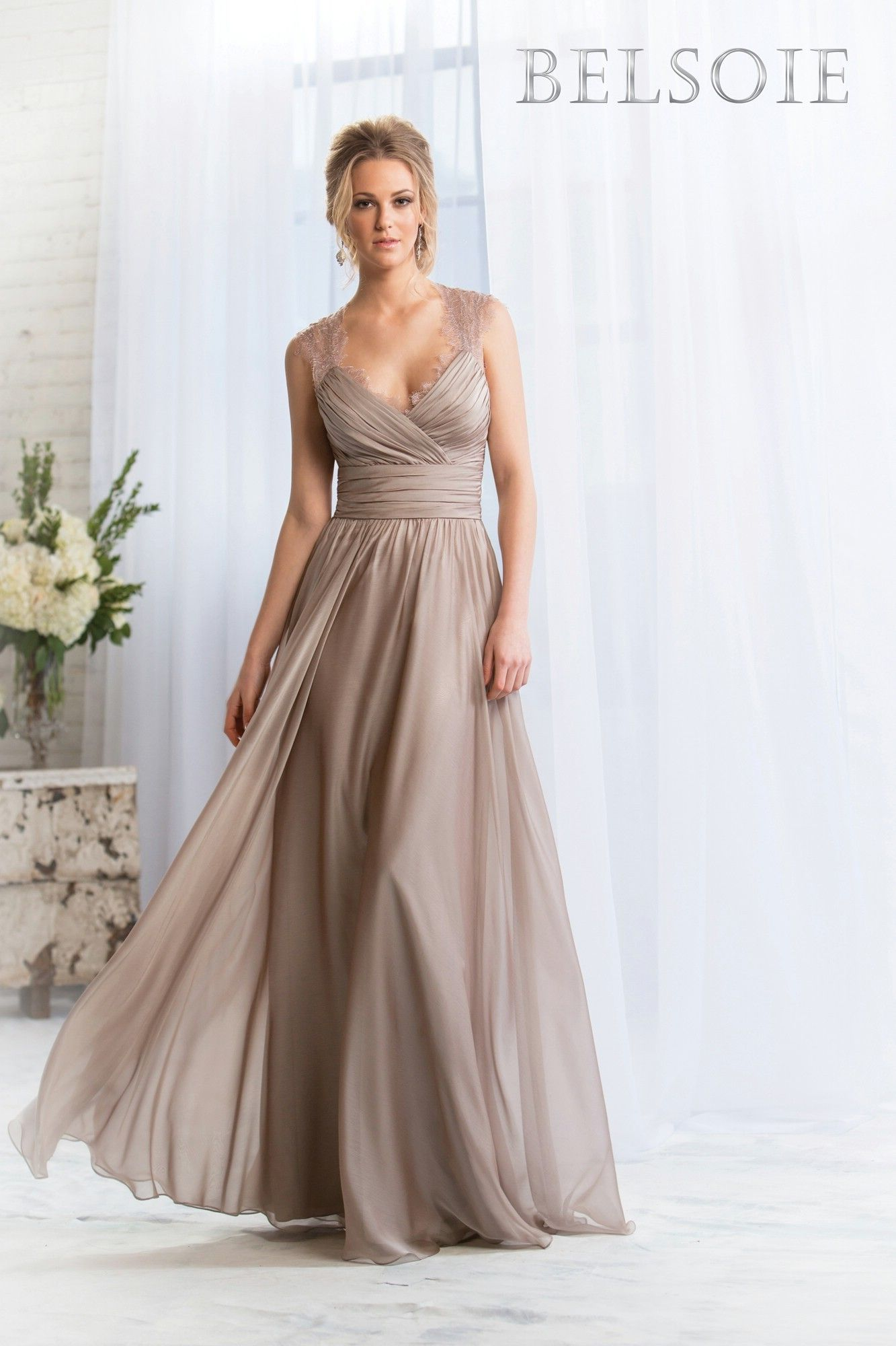 Jasmine belsoie bridesmaid dresses style l164057 jasmine belsoie bridesmaid dresses style l164057 taupebridesmaiddresses greenandbrownwedding ombrellifo Images