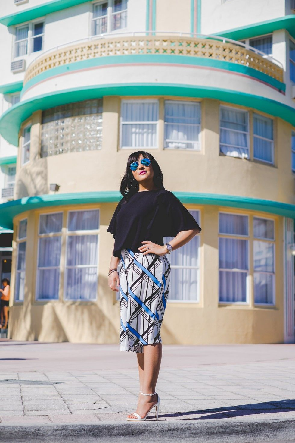 How To Wear Spring 2015's Culottes