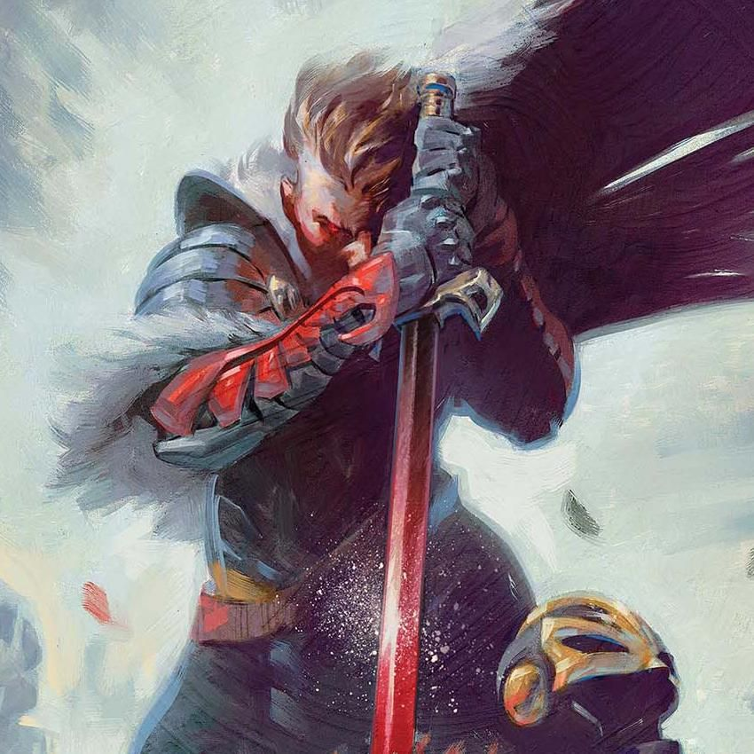 Weirdworld, the Uncanny #Avengers, and more await Black Knight thanks to @FrankTieri: http://bit.ly/1Oho8Wt