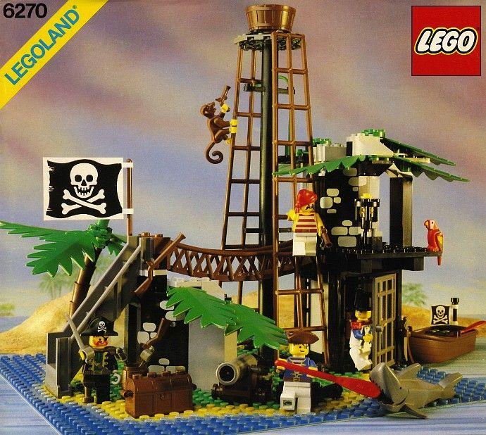6270 1 Forbidden Island Legos Legos And Lego Instructions