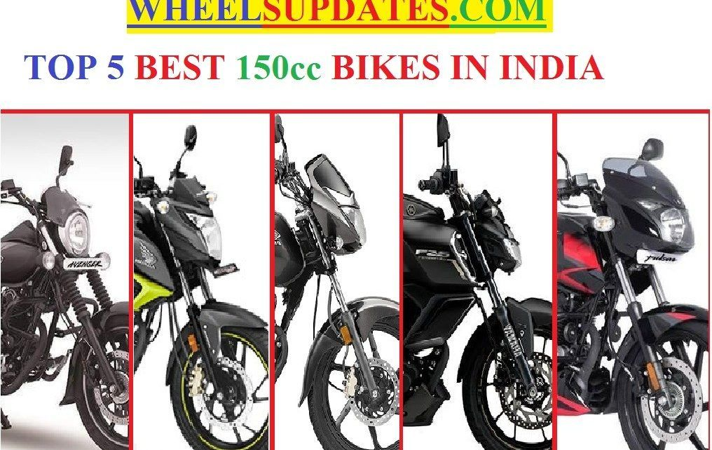 Top 5 Best 150cc Bikes In India 2020 In 2020 Honda Cb 150cc Bike