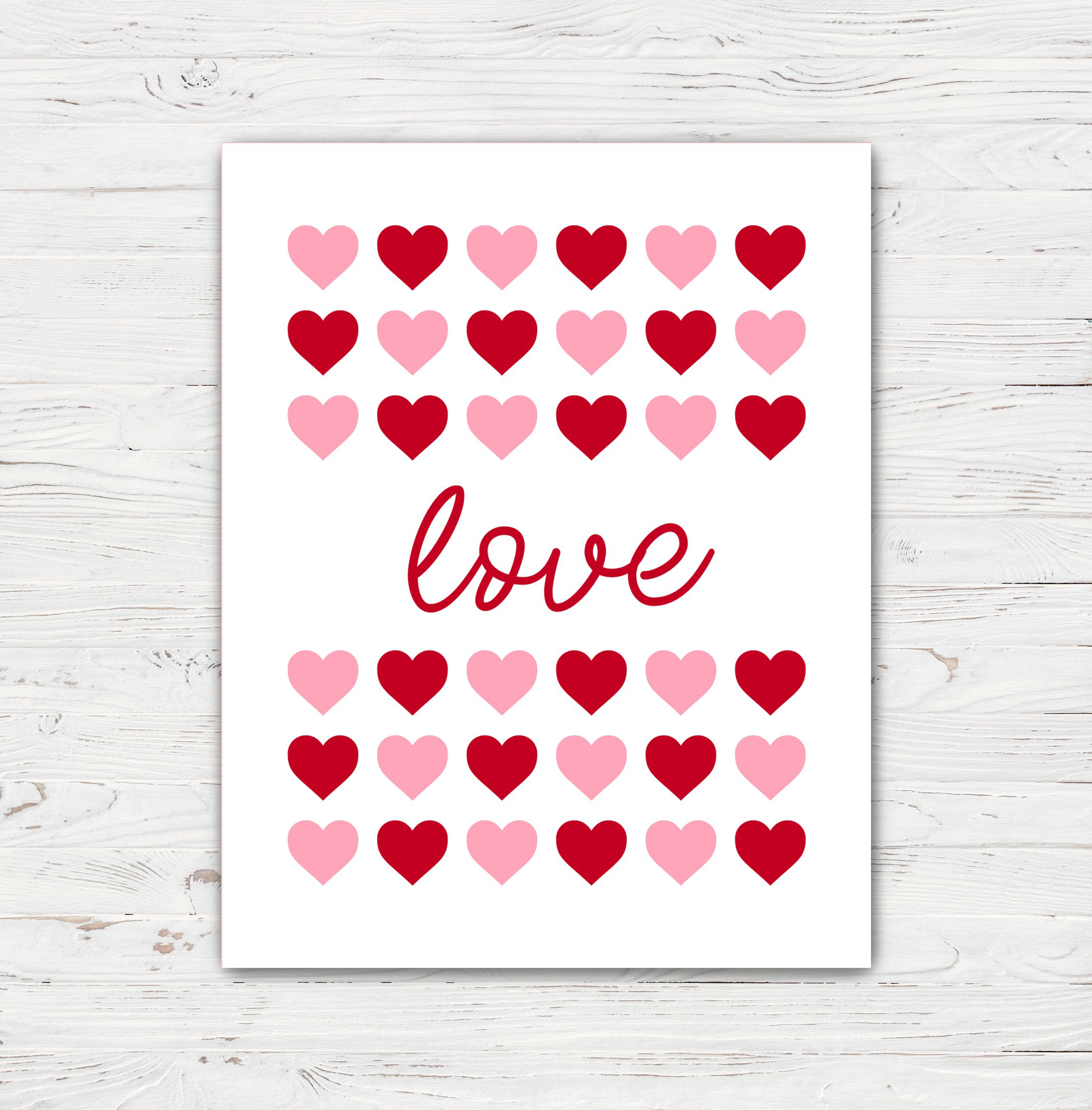 Valentine Printable Freeprintable Printable