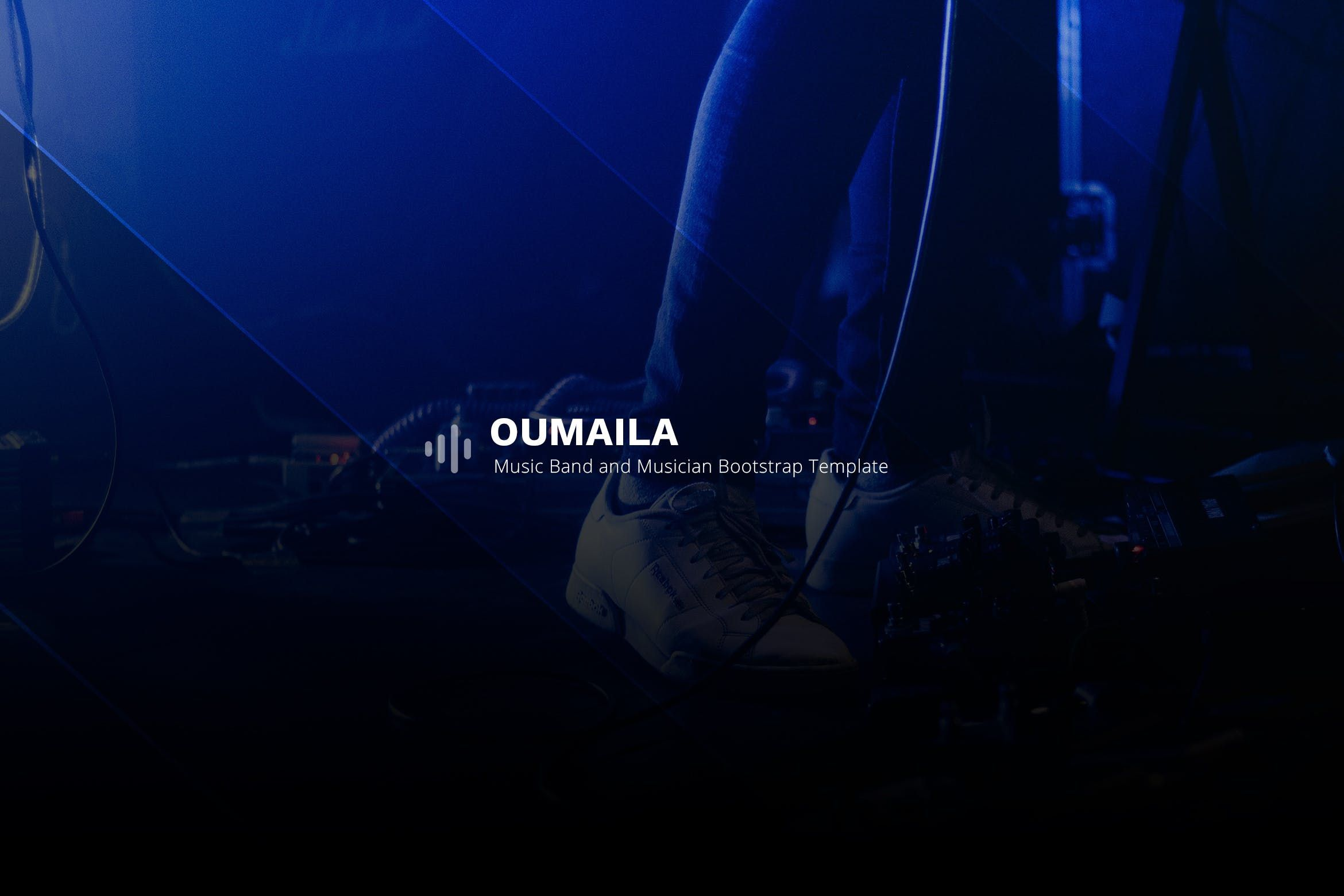 Oumaila - Music Band and Musician Template #album, #player